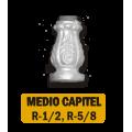 ACCESORIO PARA VARILLA (NUDOS) COD. MEDIO CAPITEL